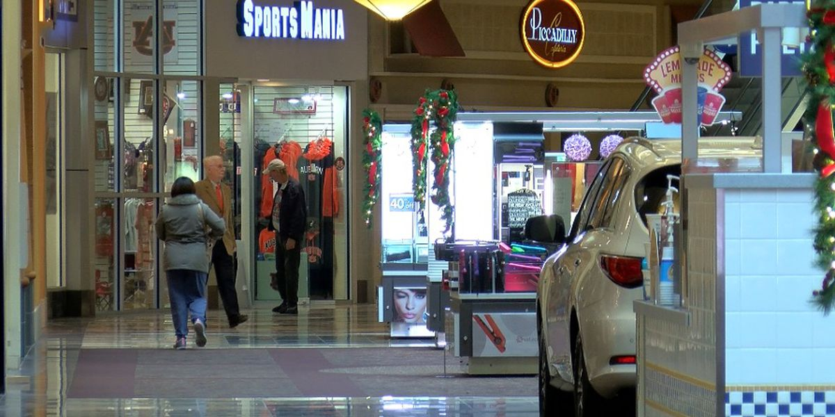 Huntsville police address security at local malls, shopping centers after shooting at Riverchase Galleria