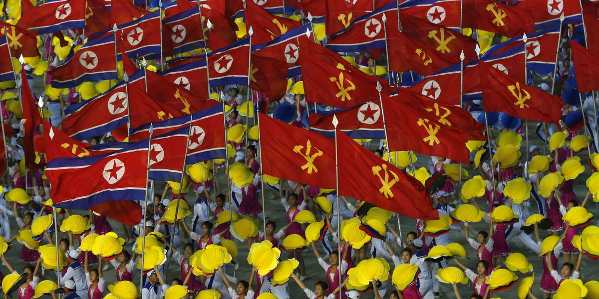 North Korea mass games a hit, get extended run in Pyongyang