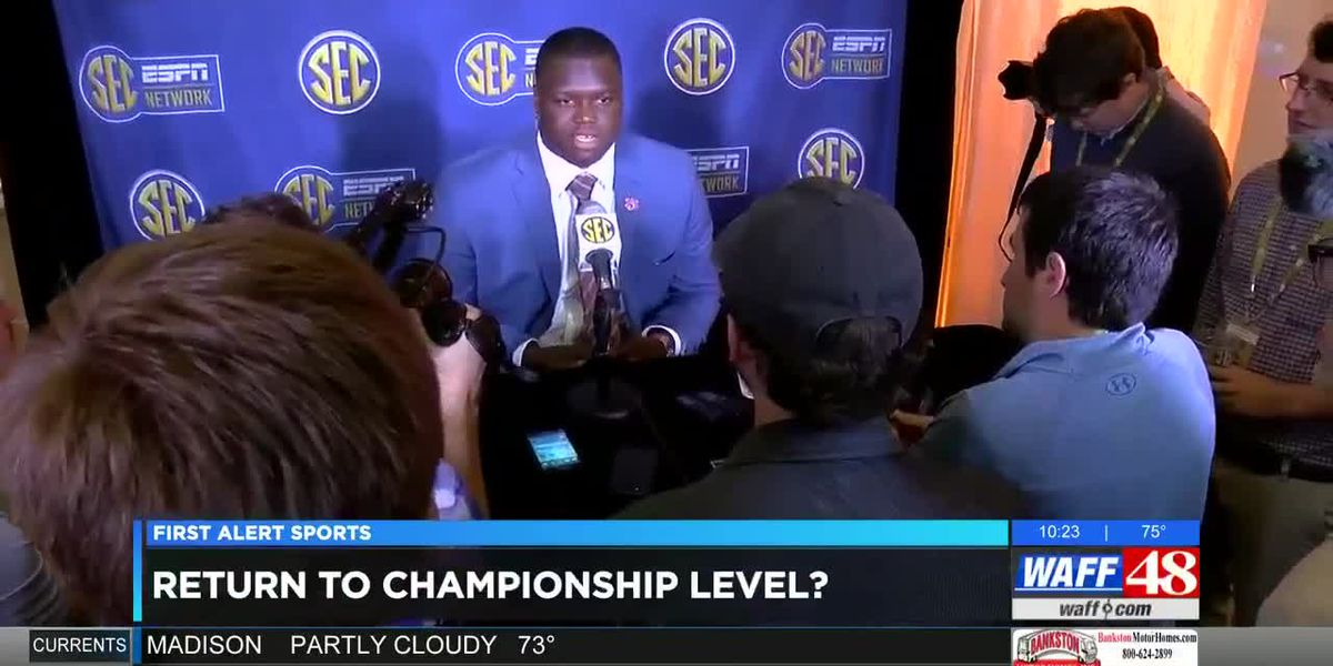 SEC Media Days 2019 Auburn recap