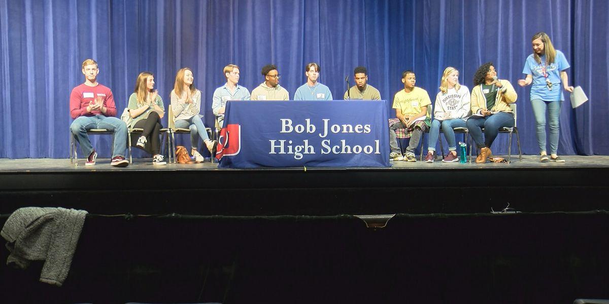 "Bob Jones High School community ""not surprised"" by national college scandal"