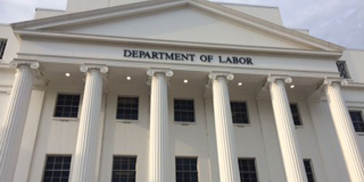 Federal workers in AL affected by shutdown can apply for benefits