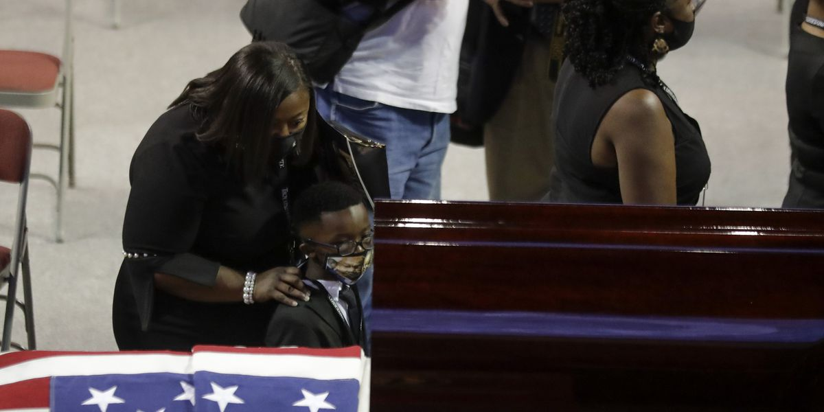 'The Boy from Troy' starts week of memorial services for Rep. John Lewis