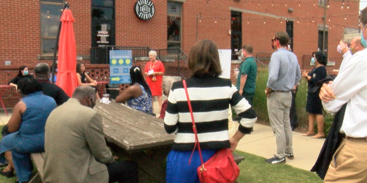 50 Madison County business owners celebrate grants from Facebook