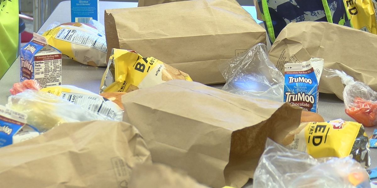 Limestone County Schools offering children free meals in July