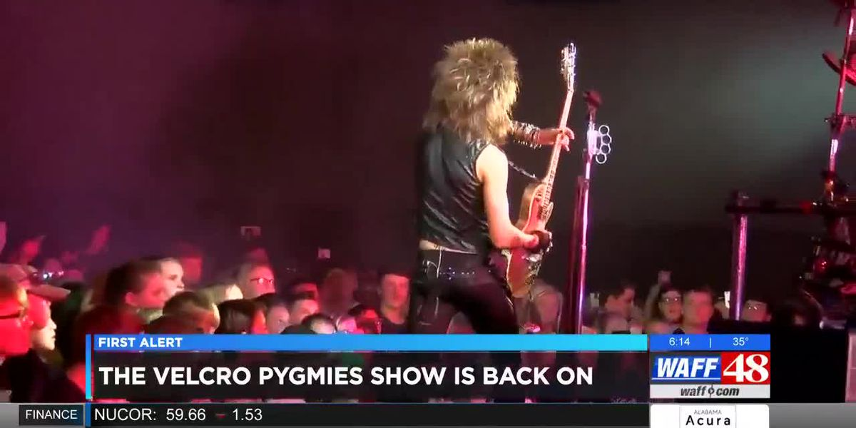 Velcro Pygmies concert is back on in Marshall County