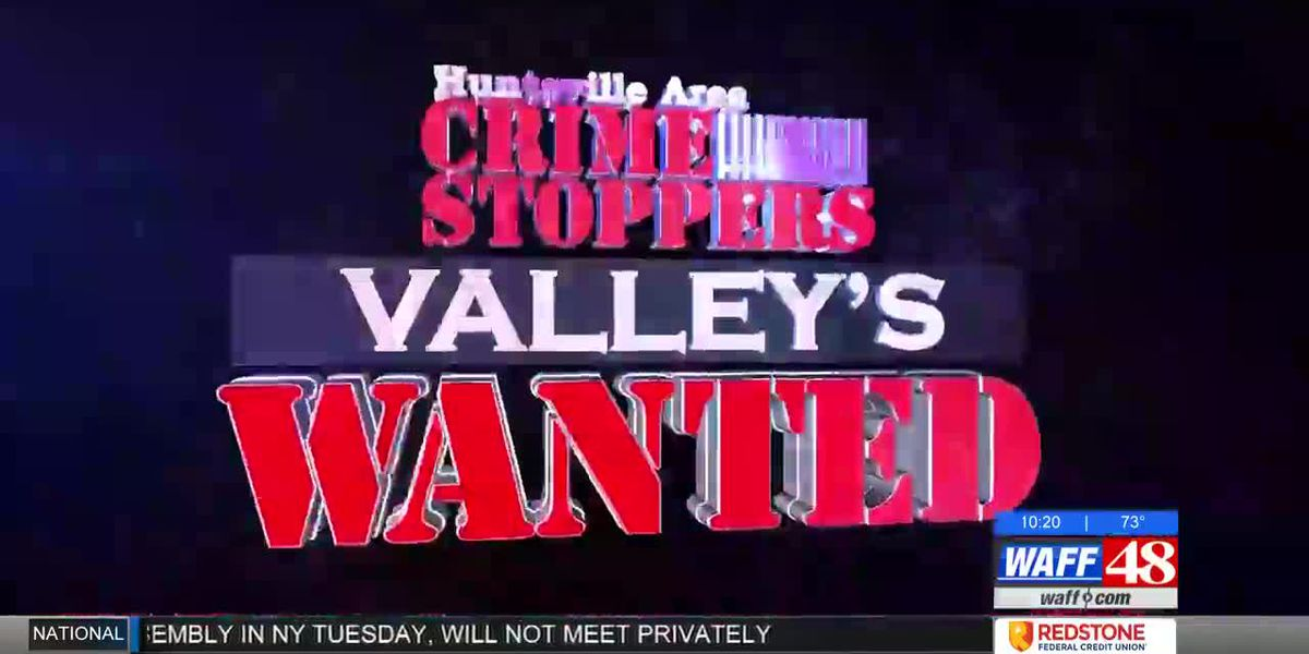 Valley's Wanted: Sept. 24-30