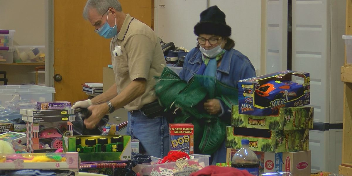 Christmas Charities Year Round helping hundreds of children