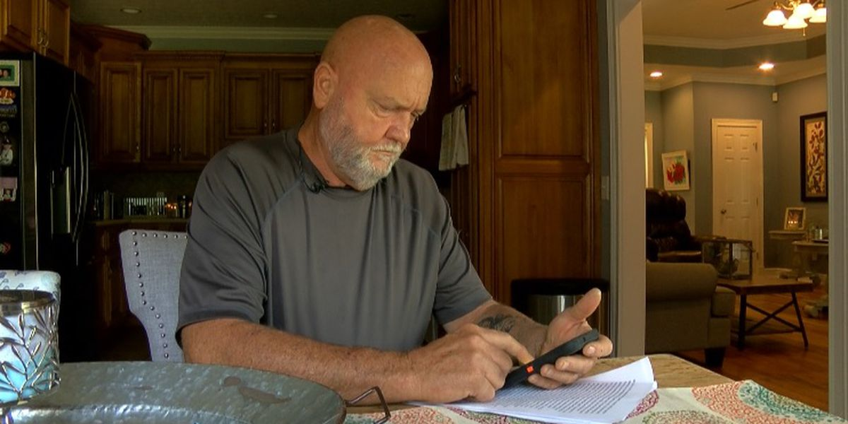 Ala. couple has warning about scammers pretending to be with the bank