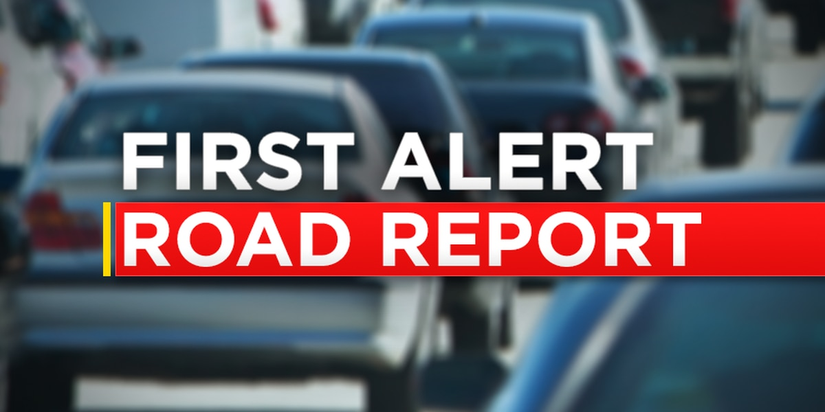 Traffic backed up in Cullman County due to multi-vehicle wreck