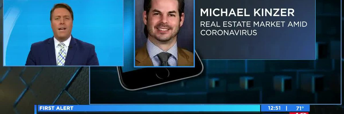 Local realtor shares thoughts on how COVID-19 will affect the market