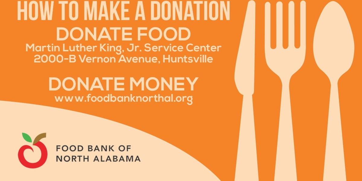 Food bank in need of donations ahead of Thanksgiving