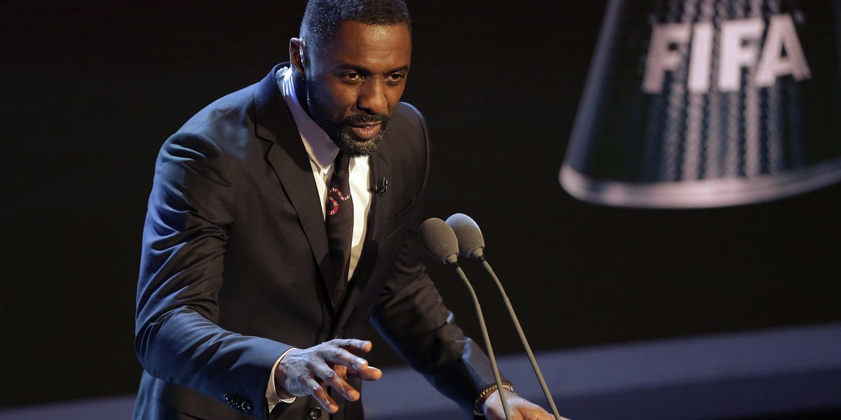 Idris Elba: #MeToo movement only difficult for men with something to hide