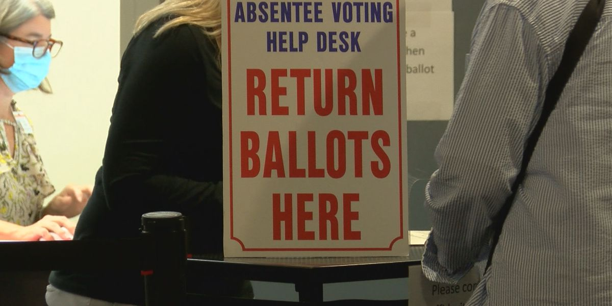 More Madison County voters requesting absentee ballots