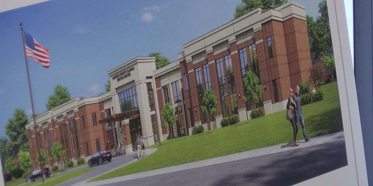 Blueprints revealed for $17M Madison County service center