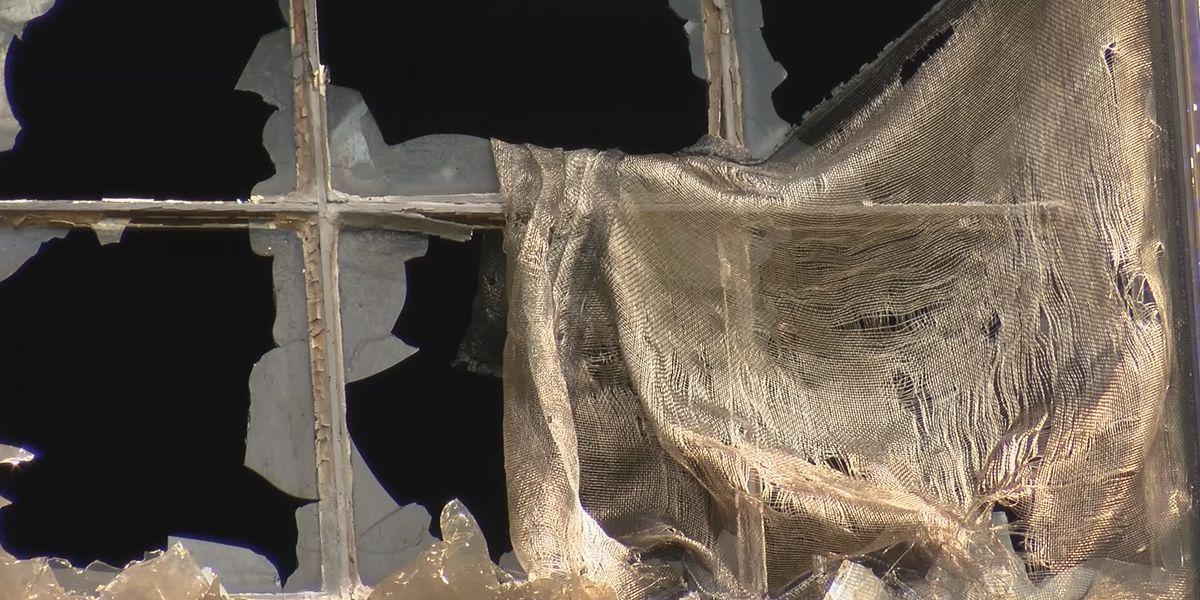 Jackson County Community Corrections fire ruled arson