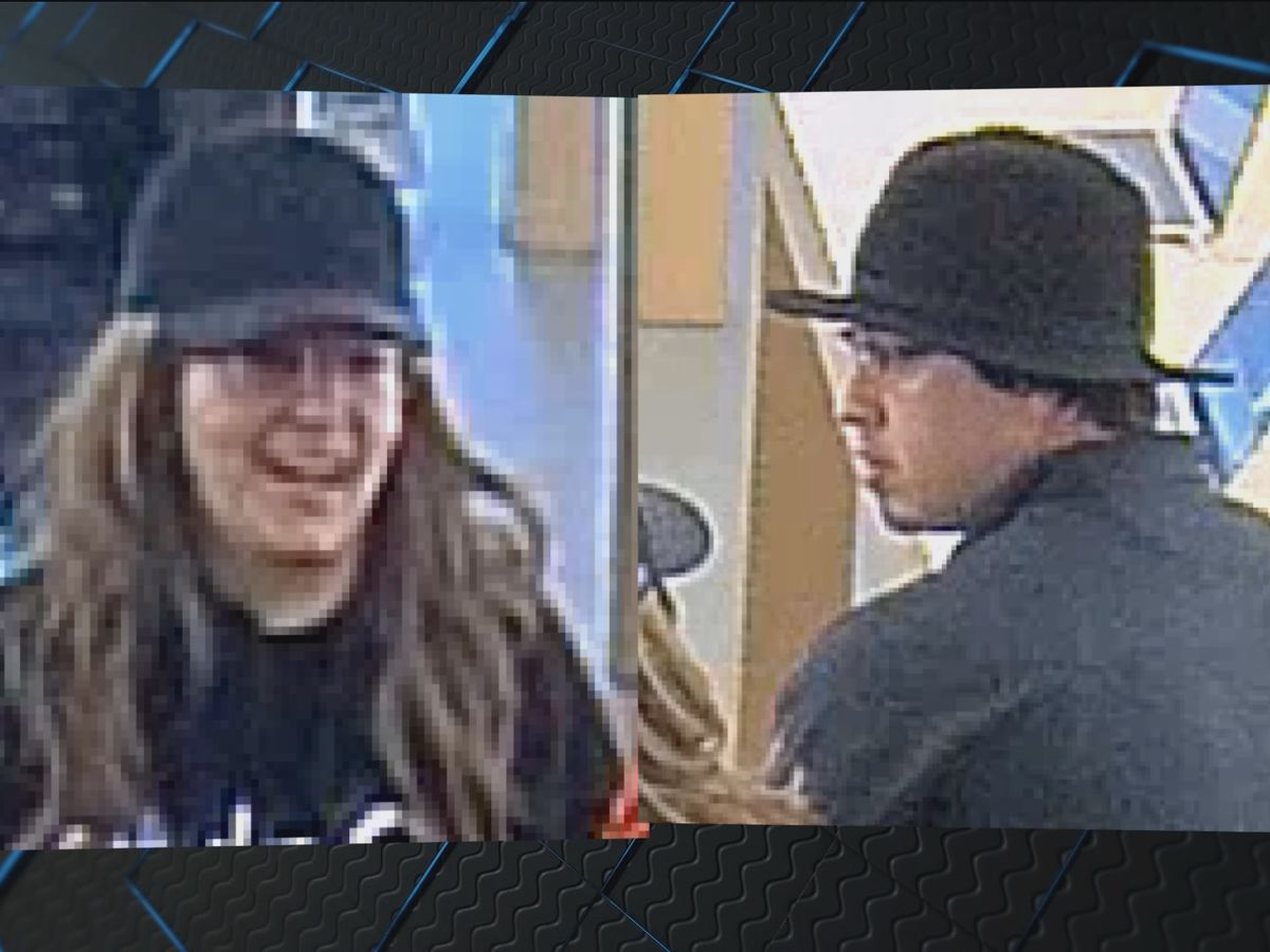 Crime Stoppers: Credit card thieves go on Apple shopping spree