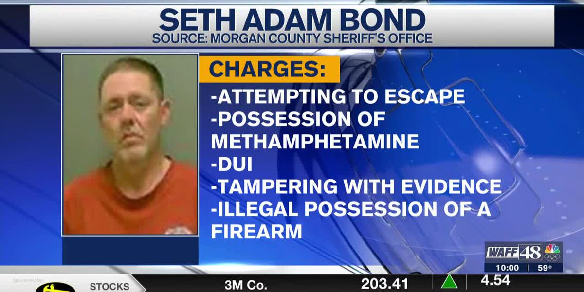 Bond's arrest leads to multiple charges
