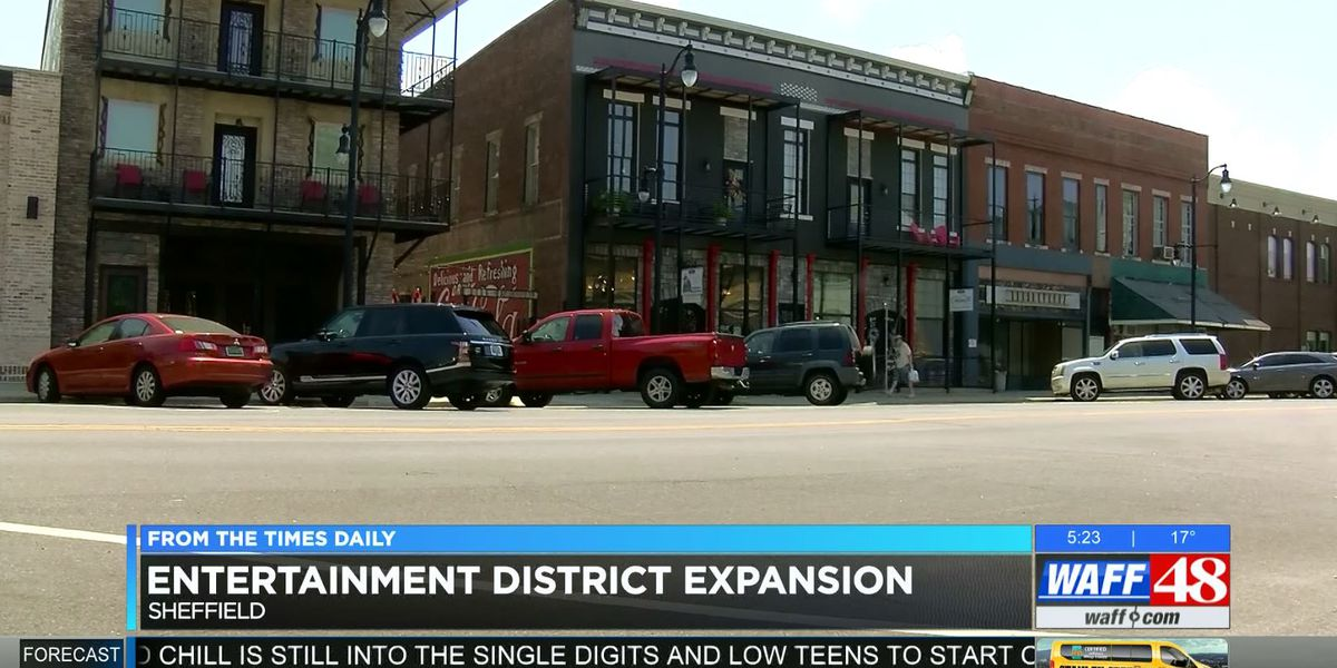 Year-round entertainment district approved in Sheffield