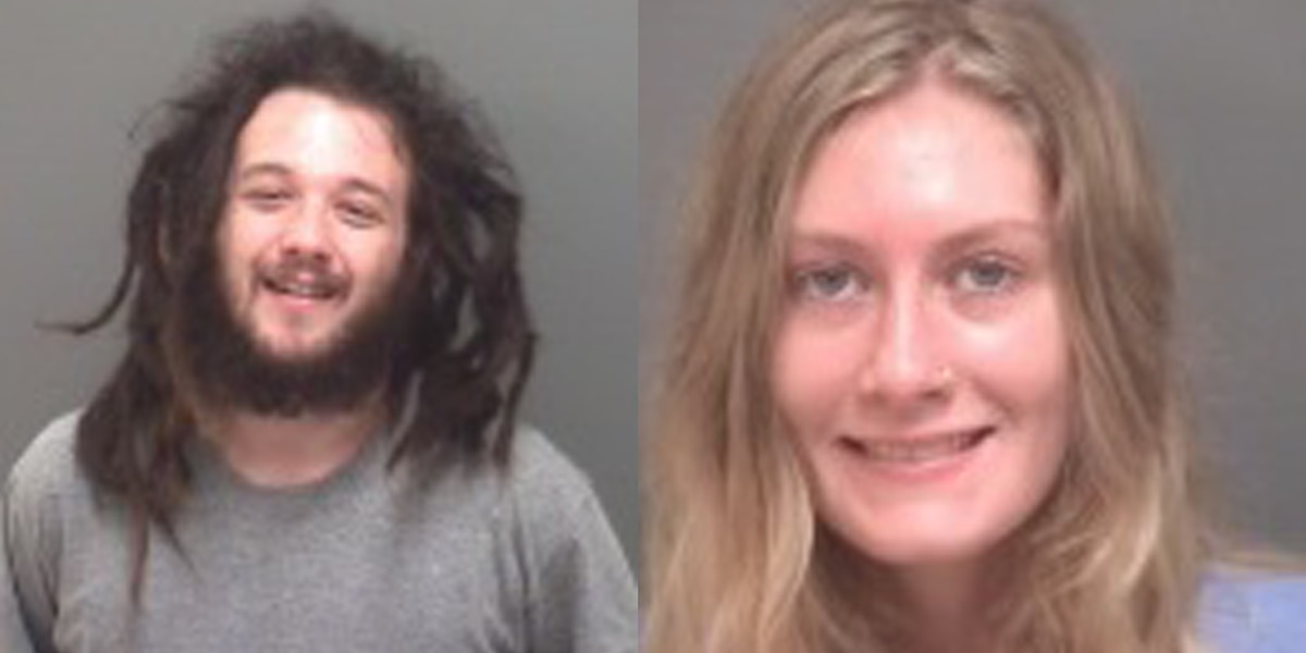 Traffic light violation leads to 2 drug arrests in Decatur