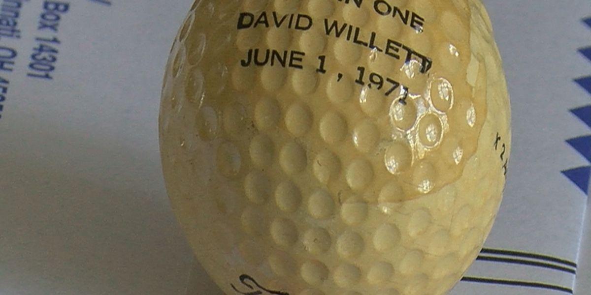 Guntersville golfer nails 11th hole-in-one