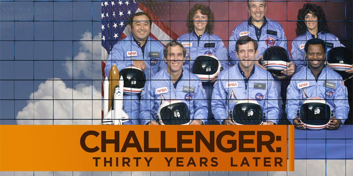 FIRST ALERT: Marking the 30th anniversary of the Challenger disaster
