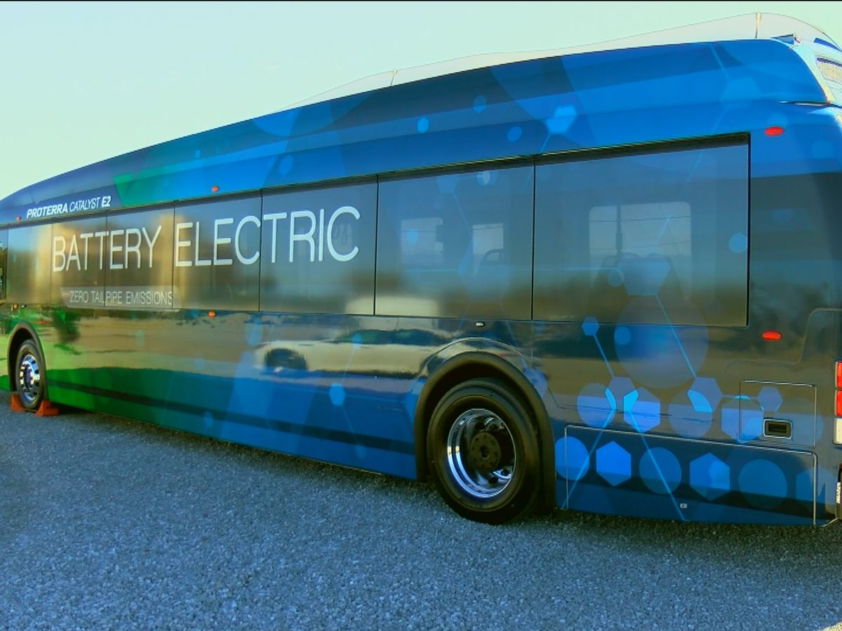 Alabama A&M to be state's first university with electric buses