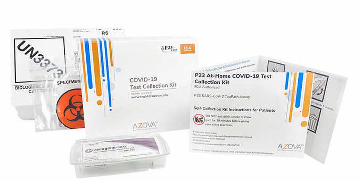 Costco selling COVID-19 testing kits online
