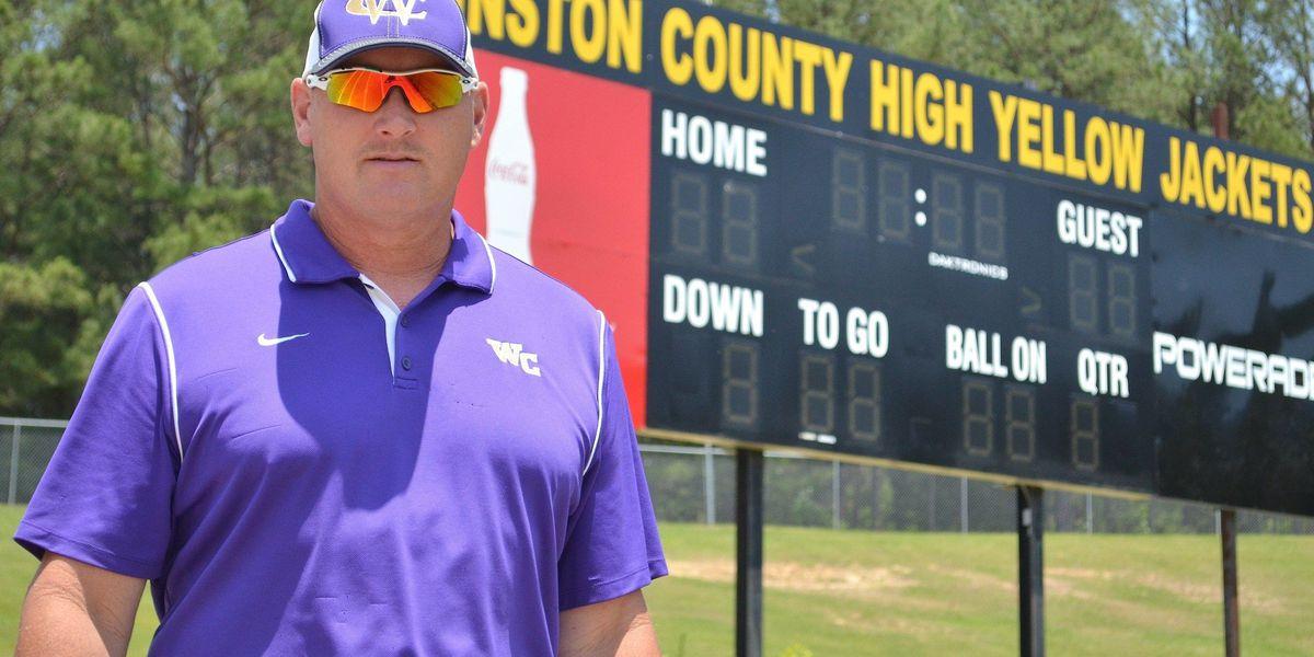 New Hope High School gets new football coach