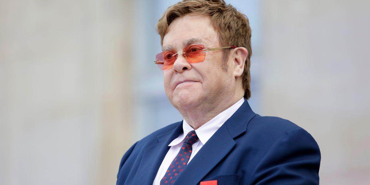 Elton John marks nearly 3 decades of sobriety
