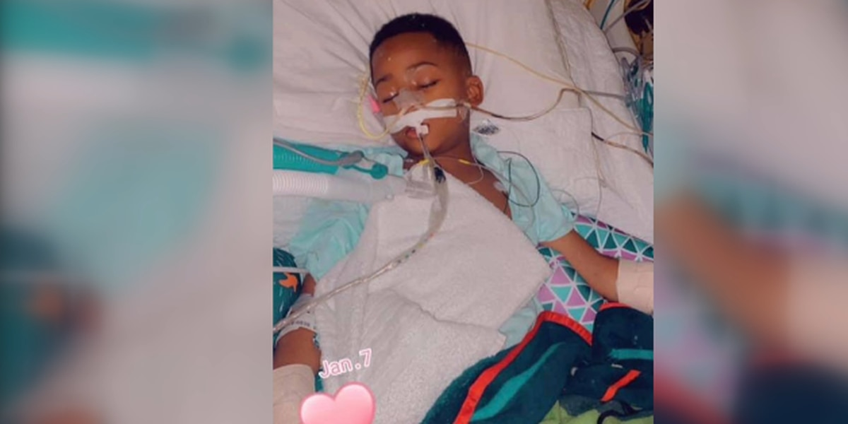 5-year-old Decatur boy in ICU with COVID related illness