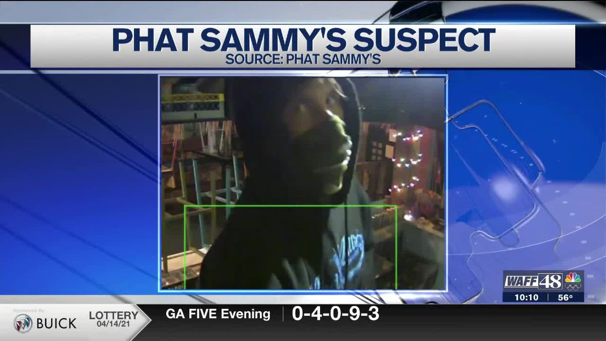 Caught on camera: Thirsty man steals bottles of liquor from Huntsville restaurant
