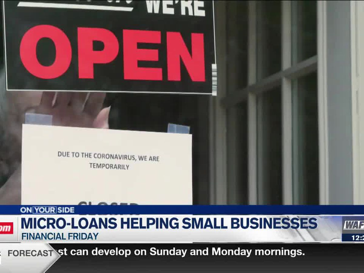 Financial Friday: Microloans can help small businesses stay afloat