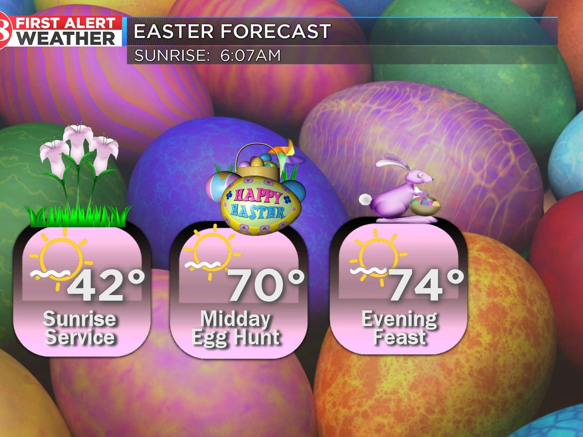 Beautiful Easter Sunday!