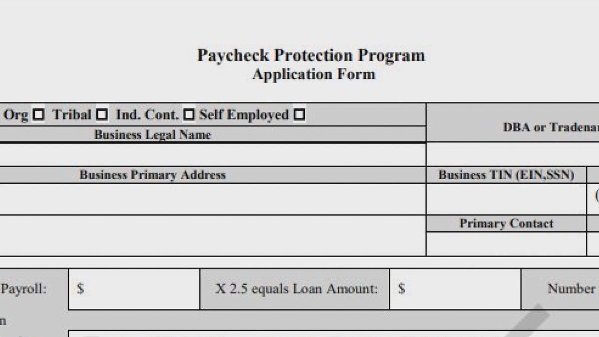 RFCU gets hundreds of paycheck protection program applications in first day