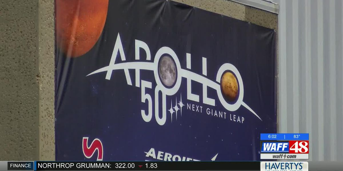 Apollo 11 50th anniversary highlights Huntsville's space legacy