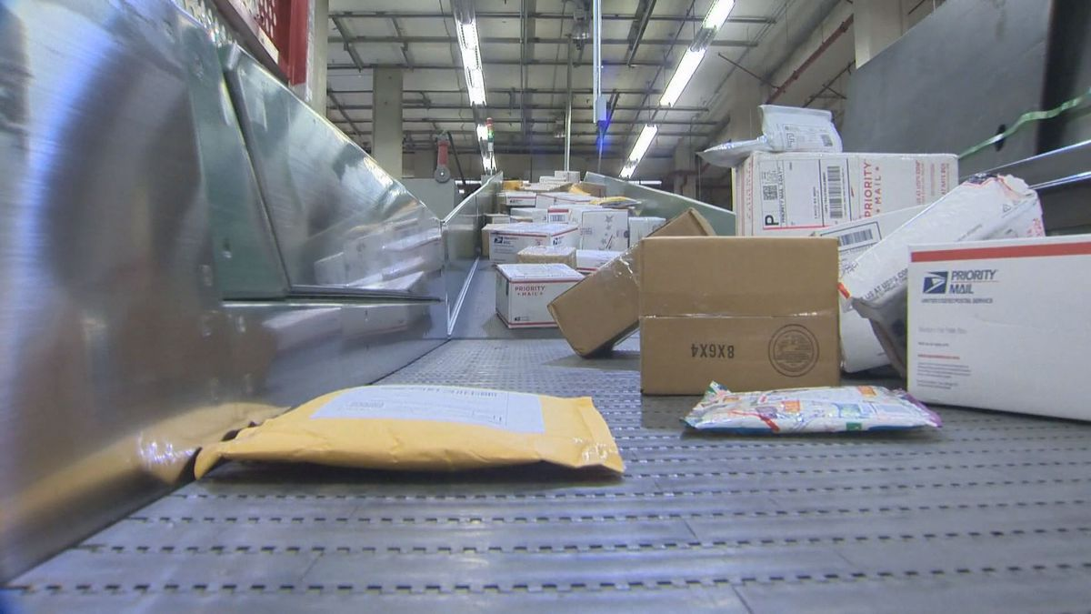 USPS temporarily suspends mail service to some north Alabama ZIP codes - WAFF