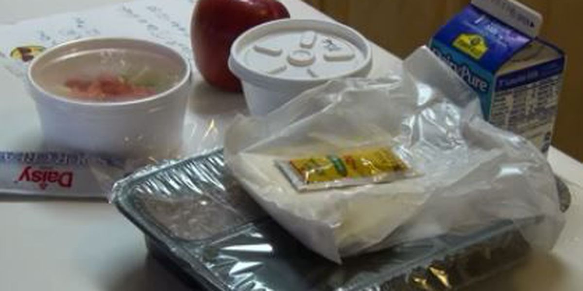 Meals on Wheels collecting donations for holiday meals