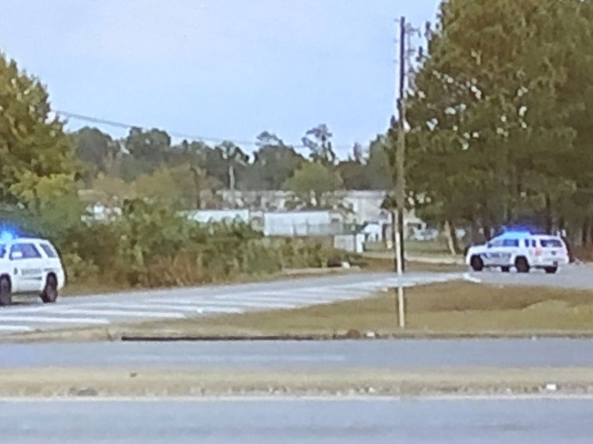WATCH: Drone video released of escaped inmate being arrested after high-speed chase ends in Bessemer