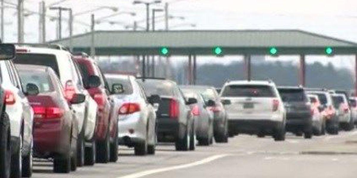 Redstone Gate 9 reopened after incident damages barrier
