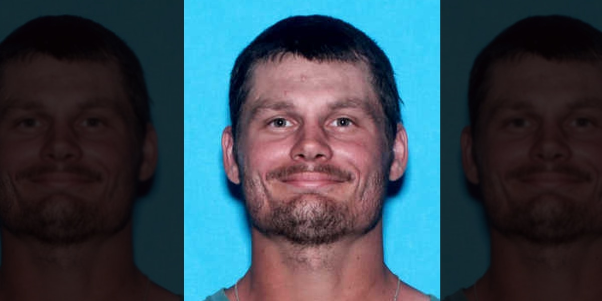 Help the Marshall County Sheriff's Office find Preston Alan Moon