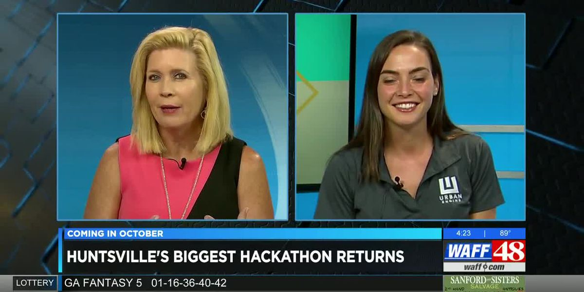 Huntsville's Biggest Hackathon Returns