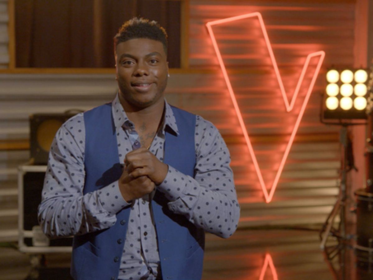 AL native Kirk Jay sings 'One More Time' live on NBC's 'The Voice'