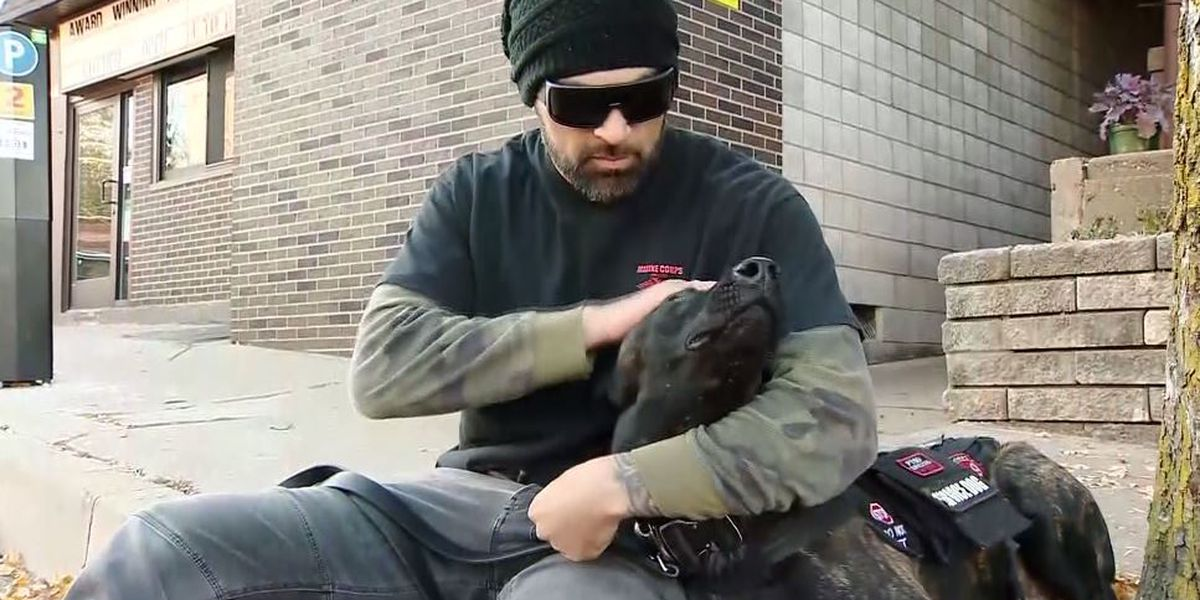 Disabled Marine veteran thrown out of Pittsburgh bar for bringing service dog