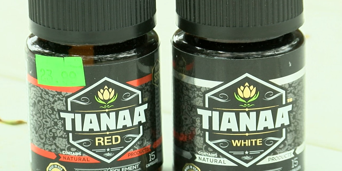 State lawmakers to debate banning over the counter drugs like Tianaa