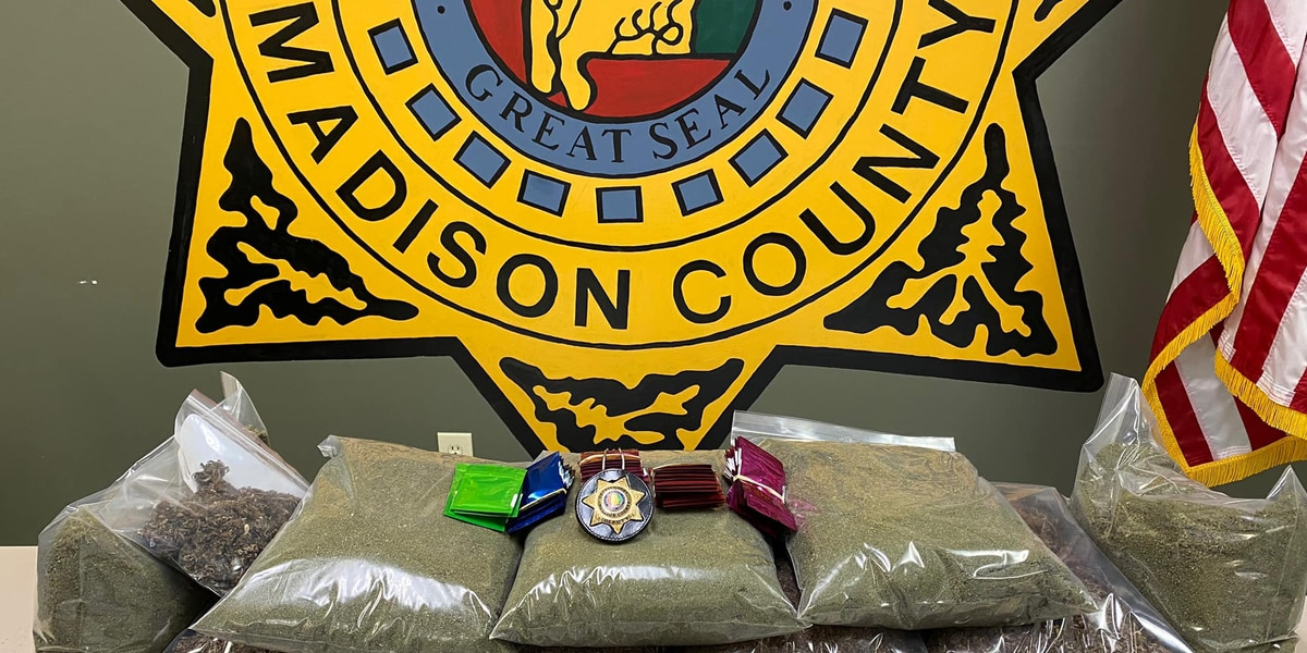 Investigators discover nearly 28 pounds of Spice during Toney arrest