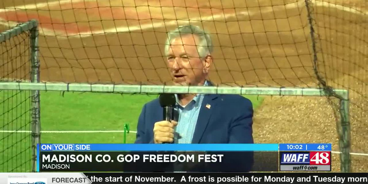 GOP Freedom Fest at Toyota Field