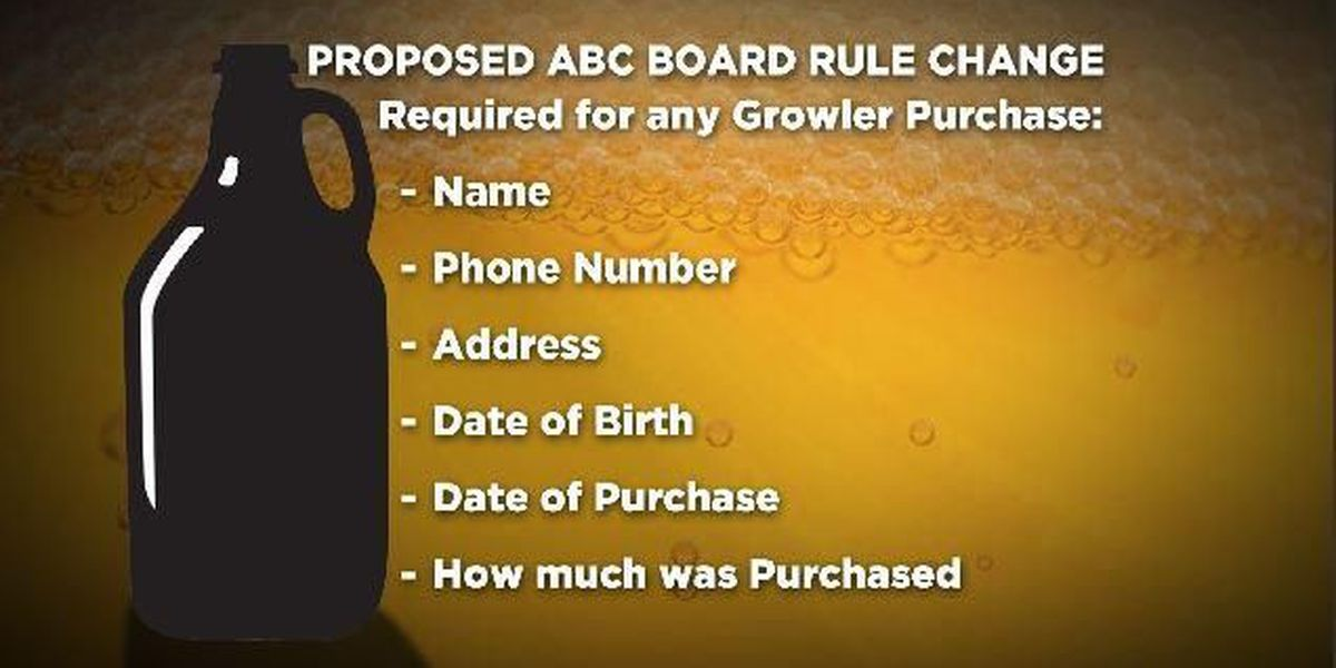 North AL lawmaker disagrees with proposed growler regulation