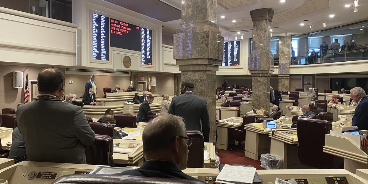 Medical marijuana bill clears House chamber