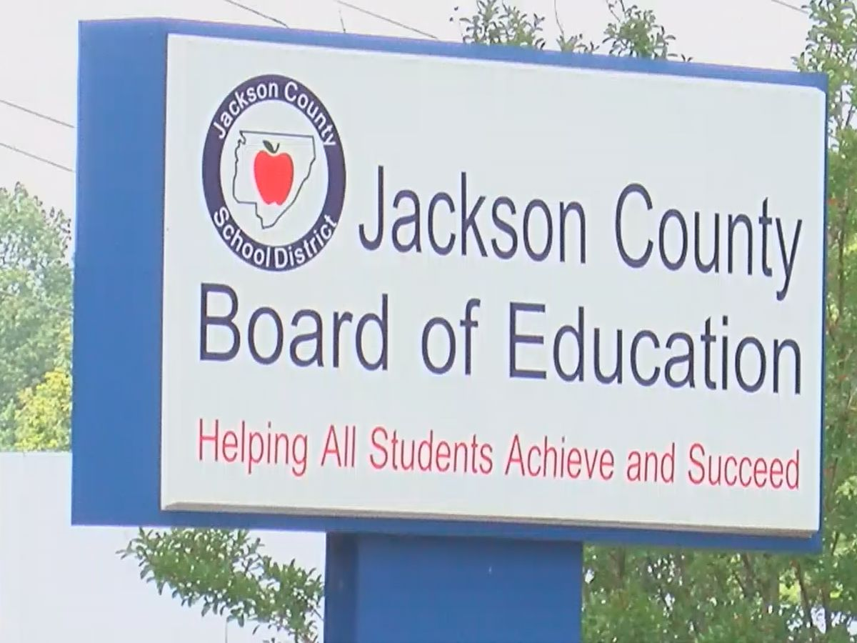 Jackson County Schools make preparations to start school on Aug. 7