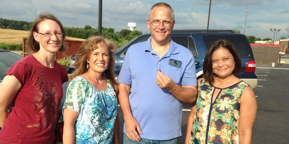 Butler High graduate reunited with class ring after nearly 30 years